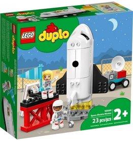 Lego Lego duplo space shuttle missie