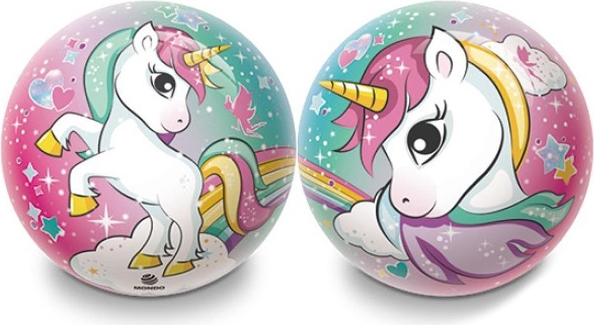 Bal unicorn 23cm ass