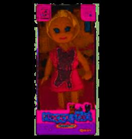 van Manen Pop happy girl 11cm roze/wit
