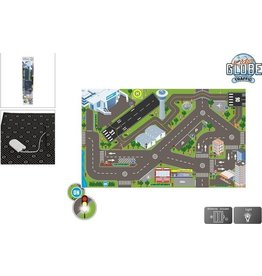 Kids Globe Kids globe verkeerskleed+licht
