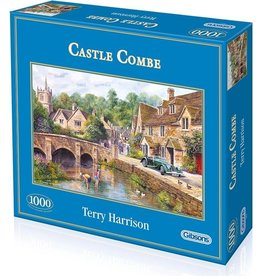 Gibsons Puzzel 1000 castle combe