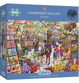 Gibsons Puzzel 1000 gardener's delight