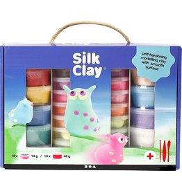 Creative Company Silk clay set diverse kleuren