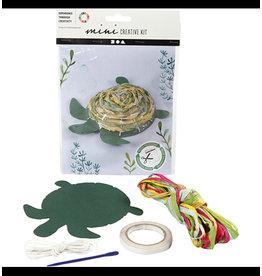 Creative Company Mini creative set schildpad