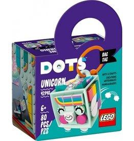 Lego Lego dots tassenhanger eenhoor
