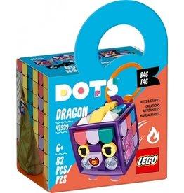 Lego Lego dots tassenhanger draak