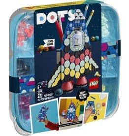 Lego Lego dots pennenhouder rocket