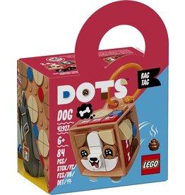 lego Lego dots tassenhanger hond