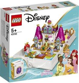 Lego LEGO Disney Ariël, Belle, Assepoester en Tiana's Verhalenboekavonturen - 43193