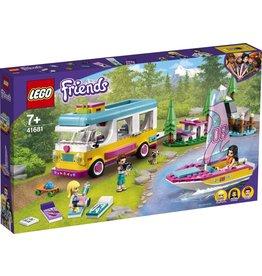 lego Lego friends camp-zeilb.excurs