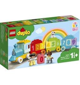 lego Lego duplo getallentrein