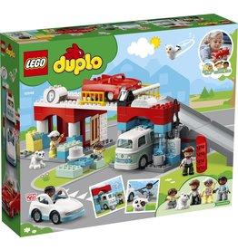 lego Lego duplo parkeergar.+wasstr
