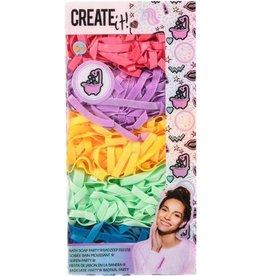 Create it Badzeep feestje create it
