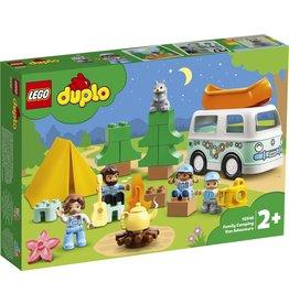 lego Lego duplo fam.camping+camper