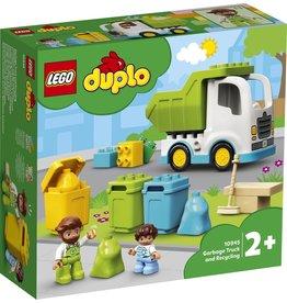 lego Lego duplo recyclingcentrum