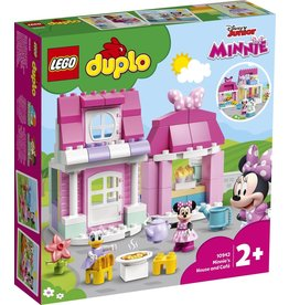 lego Lego duplo minnies huis + cafe