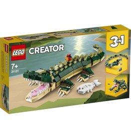 lego Lego creator krokodil