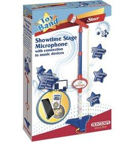 Bontempi Microfoon star met statief