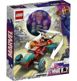 Lego Lego marvel the falcon&soldier