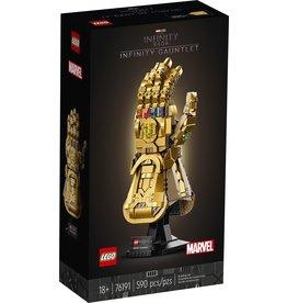 Lego Lego marvel infinity gauntlet