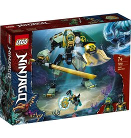 lego Lego ninjago lloyds hydro mech