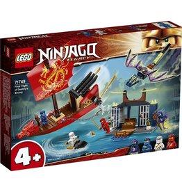 lego Lego ninjago bounty's final fl