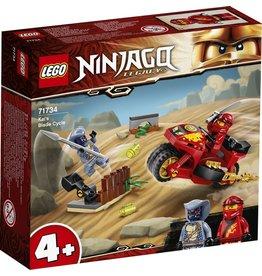 lego Lego ninjago kais sneeuwscootr