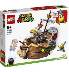 Lego LEGO Super Mario Uitbreidingsset: Bowsers Luchtschip
