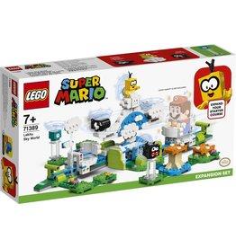 Lego LEGO Super Mario Uitbreidingsset Lakitu's Wolkenwereld