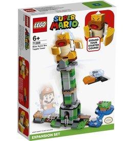 Lego LEGO Super Mario Uitbreidingsset Eindbaasgevecht op de Sumo Bro-Toren