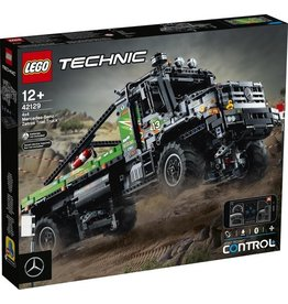 Lego Lego technic 4x4 mercedes-benz