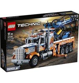 Lego Lego technic afsleepwagen zwaa