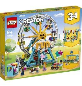 Lego Lego creator reuzenrad