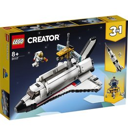 Lego creator avont.space shutt