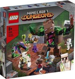 Lego Lego minicraft gruwel vd jungl