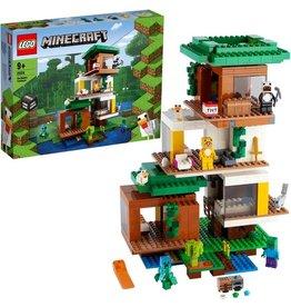 Lego Lego minicraft moderne boomhut