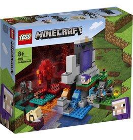 Lego Lego minicraft het varkenshuis
