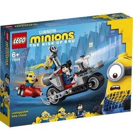 Lego Lego mini motorachtervolging