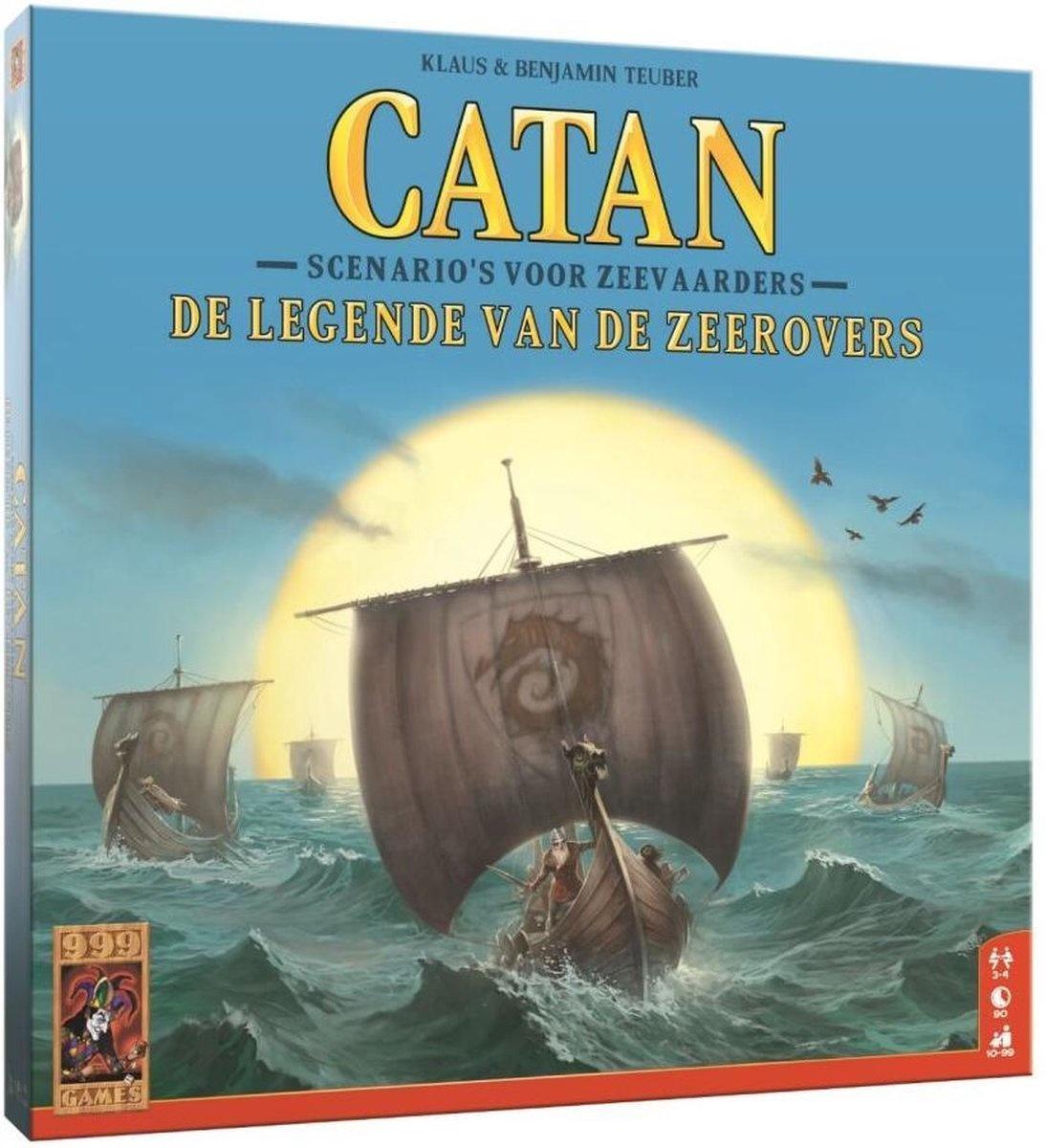 999 Games De kolonisten van catan leg ze