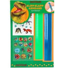 Dino World Klaparmband dino world