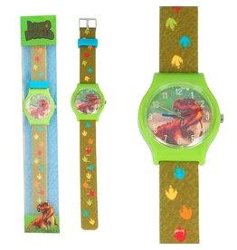 Dino World Horloge dino world