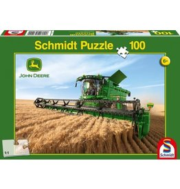 Schmidt Puzzel 100 fendt combine