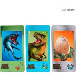 Dino World Mini kleurboek dino world