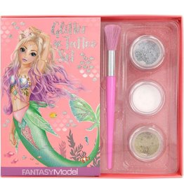 Top Model Tatoeageset glitter fantasy