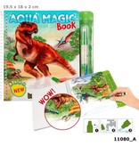 Dino World Boek aqua magic dino world