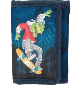 Dino World Portemonnee skater dino world