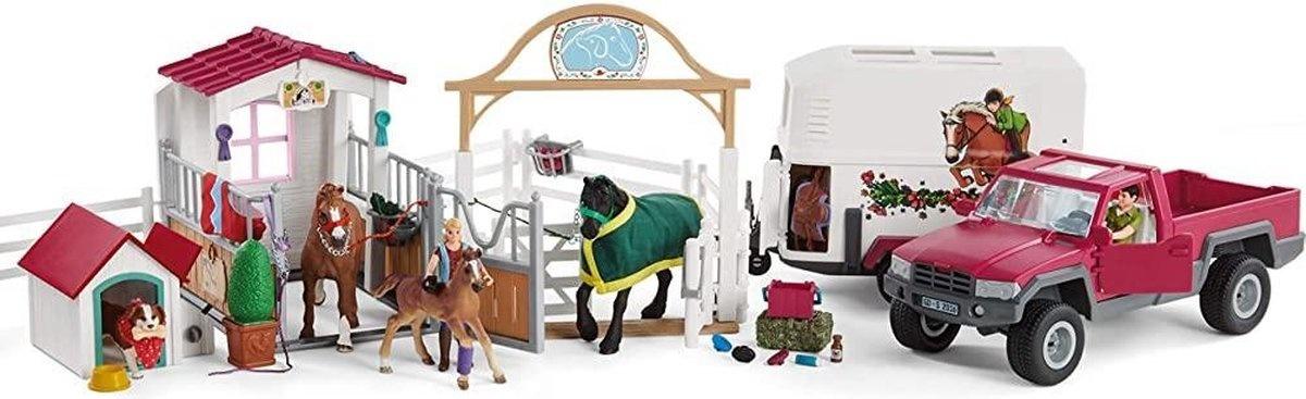 Schleich Horse club vakantie voor paard