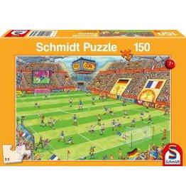 Schmidt Puzzel 100 voetbal finale