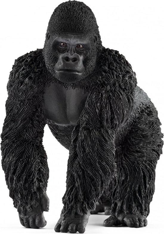Schleich Dier gorilla mannetje