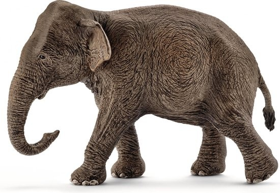 Schleich Dier olifant aziatisch vrouw